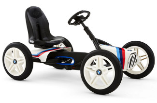 BERG BMW street racer pedal go kart