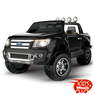 Ford Ranger 2 seater ride on car black