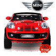 Mini Beachcomber 2 seater ride on car red
