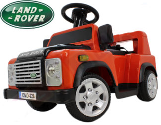 Landrover kids ride on car