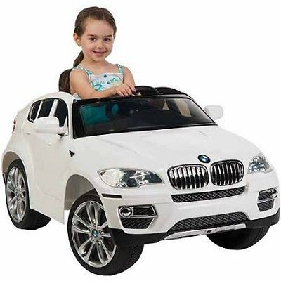 BMW X6 kids electric ride on car