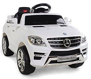 Mercedes ML350 kids ride on car