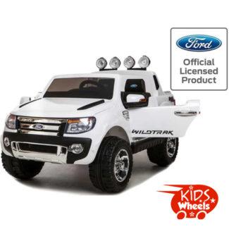 KW-Ford Ranger white