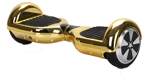 GoboardHoverboard2.0gold