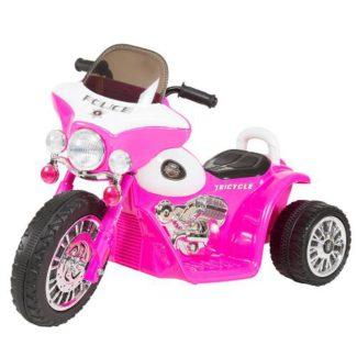 Kids Whels Chopper - Pink